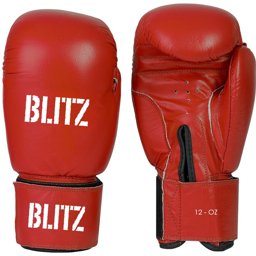 Shiv Naresh Teens Boxing Gloves 12oz: UFMA Package 1
